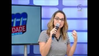 Sex Coach Samara Marchiori no Programa Sim Comunidade - TV SIM Canal 16