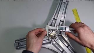 Крестовина Daewoo 361A300300 для стиральной машины