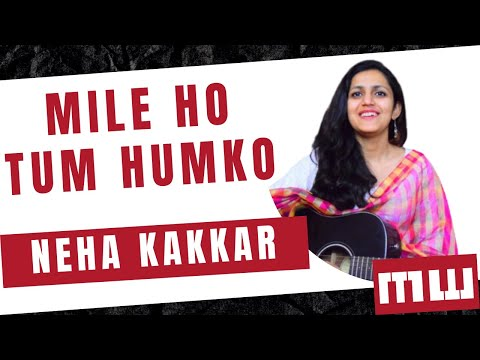 Mile Ho Tum Humko Guitar Lesson | Simple Guitar Chords | Music Wale