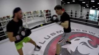 #mikhey_coach Передняя рука в боксе...(, 2016-12-26T10:29:46.000Z)