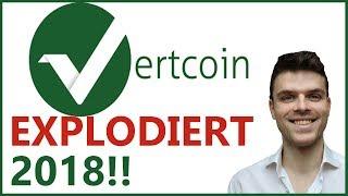 Vertcoin explodiert 2018!! VTC Review & Preisvorhersage 2018!!