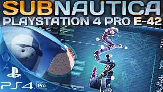 Subnautica PS4 Pro Deutsch Augenstängel Playstation 4 German Deutsch Gameplay #42
