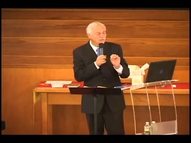 Ezequiel predice el sellamiento - Pr Hugo Gambetta