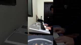 Phó Thác - Gia Ân - piano cover