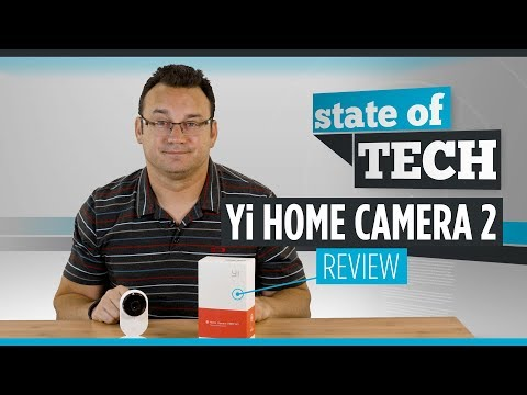 Yi Home Camera 2 1080p Security Camera Review - YouTube