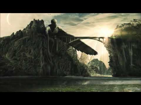 "SPEED ART --_ ""landscape""_-Fantasy - (# The Mountain Of The Archangel )"