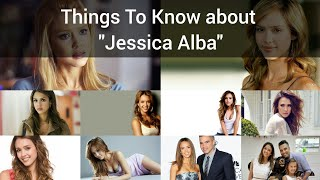 "Things To Know About ""Jessica Alba"""