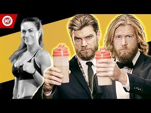 Gym Stereotypes Buff Dudes | Gym Gentlemen Ep. 1