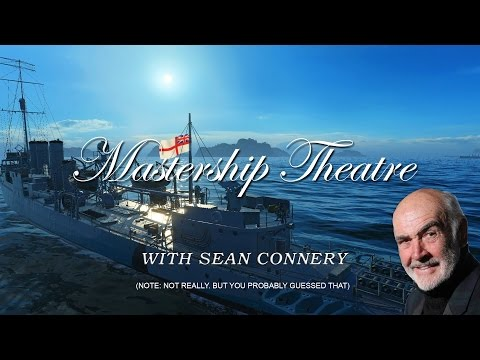 HMS Campbeltown Operation Chariot - Mastership Theatre - World of Warships