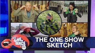 The One Show presenters sketch - Let