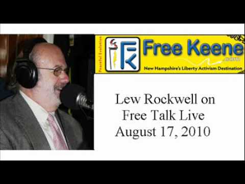 Lew Rockwell Endorses Free State Project!