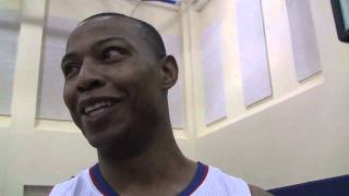 Caron Butler: Signing with the Clippers was a