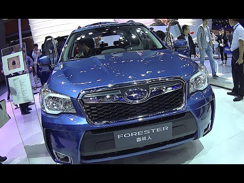 New review Subaru Forester 2016, 2017 video exterior, interior