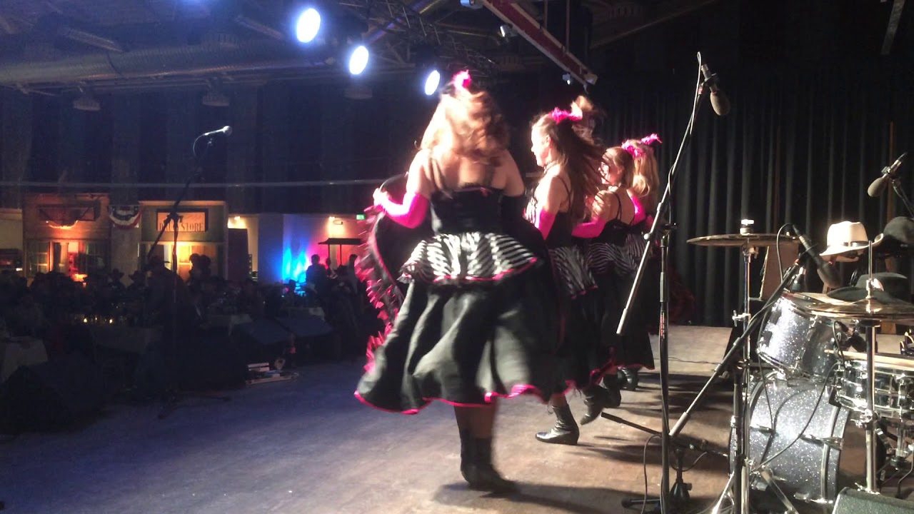 Maverick's Dance Ladies - Can Can