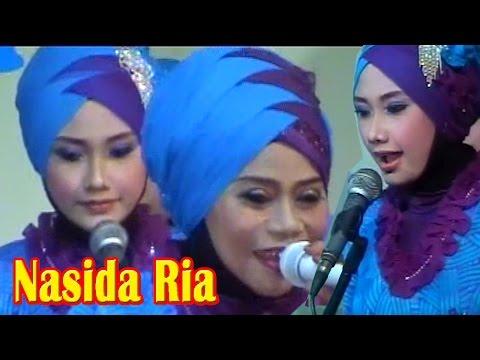 Instrument Qasidah Modern Nasida Ria Terbaru 2015