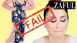 ZAFUL CLOTHING TRY ON HAUL- On NOT a size 0 | Beauty Banter