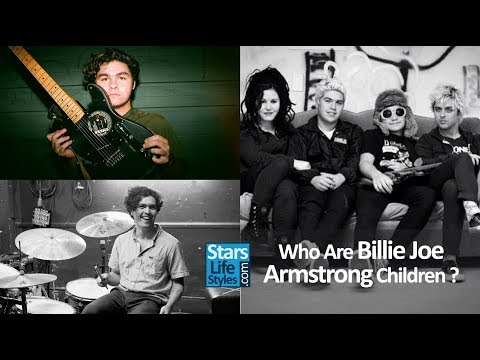 Who Are Billie Joe Armstrong's Children [2 Sons] | Green Day Singer And Guitarist