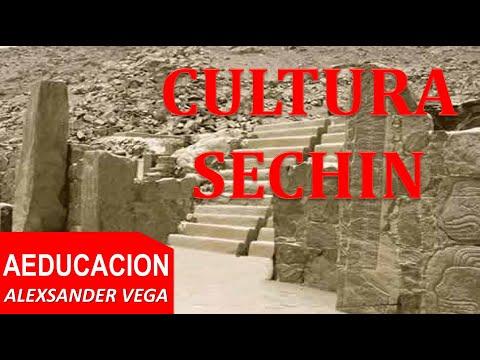 CULTURA SECHIN - PERÚ - AVEGAL Historia
