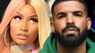 Nicki Minaj Disses Drake & Meek Mill On Barbie Dreams   Hollywoodlife
