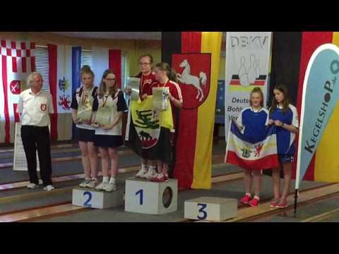 Deutsche Jugendmeisterschaft 3 Bahnen 2016