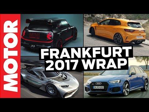 Frankfurt Motor Show wrap: Performance Car Podcast | MOTOR