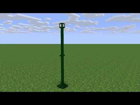 Street Lamp Rig Timelaspe (Mineimator) With Download thumbnail
