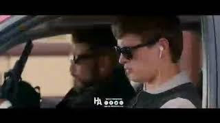 مهرجان يا حديد علي فيلم BABY DRIVEN
