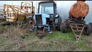 Трактор МТЗ, сделать настоящего зверя
