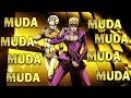 Jojo's Bizarre Adventure: Golden Wind MUDA MUDA MUDA Compilation