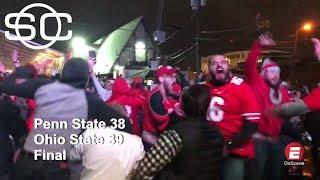 Fans go wild for Penn State-Ohio State | SportsCenter | ESPN