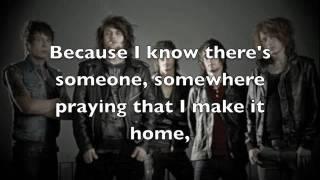 Asking Alexandria - Someone Somewhere Acoustic Lyrics