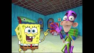 Spongebob sings the Fanboy and Chum Chum Intro lyrics [Voice Synthesis]