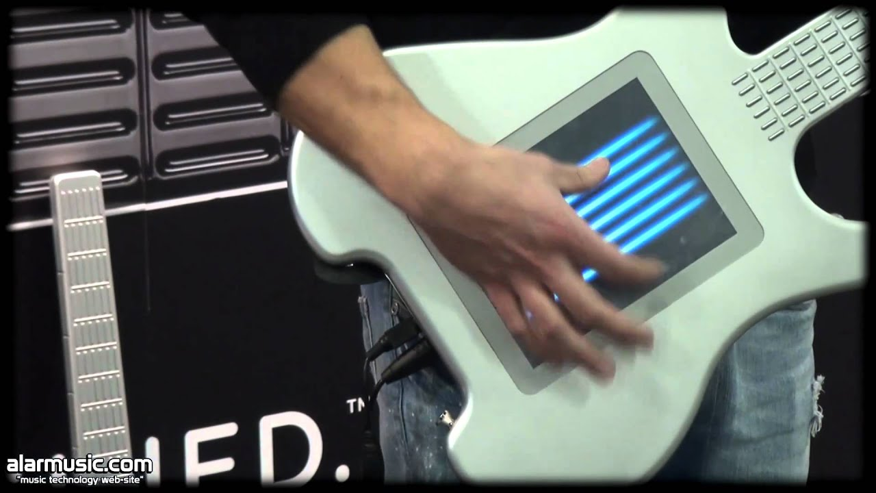 Misa Digital Kitara Winter Namm 2011 Usb Midi Guitar