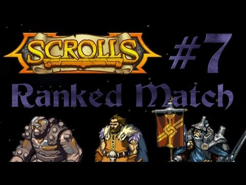 Tough Luck after talking to Vechs! Scrolls Ranked Match E7 Late Game Order vs. Late Game Growth