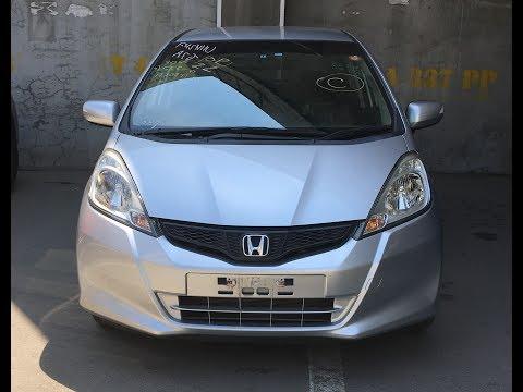 Honda Fit 2012 GE6 - japanray.ru