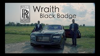 2017 Rolls Royce Wraith- BLACK BADGE // A Doubleclutch.ca Review