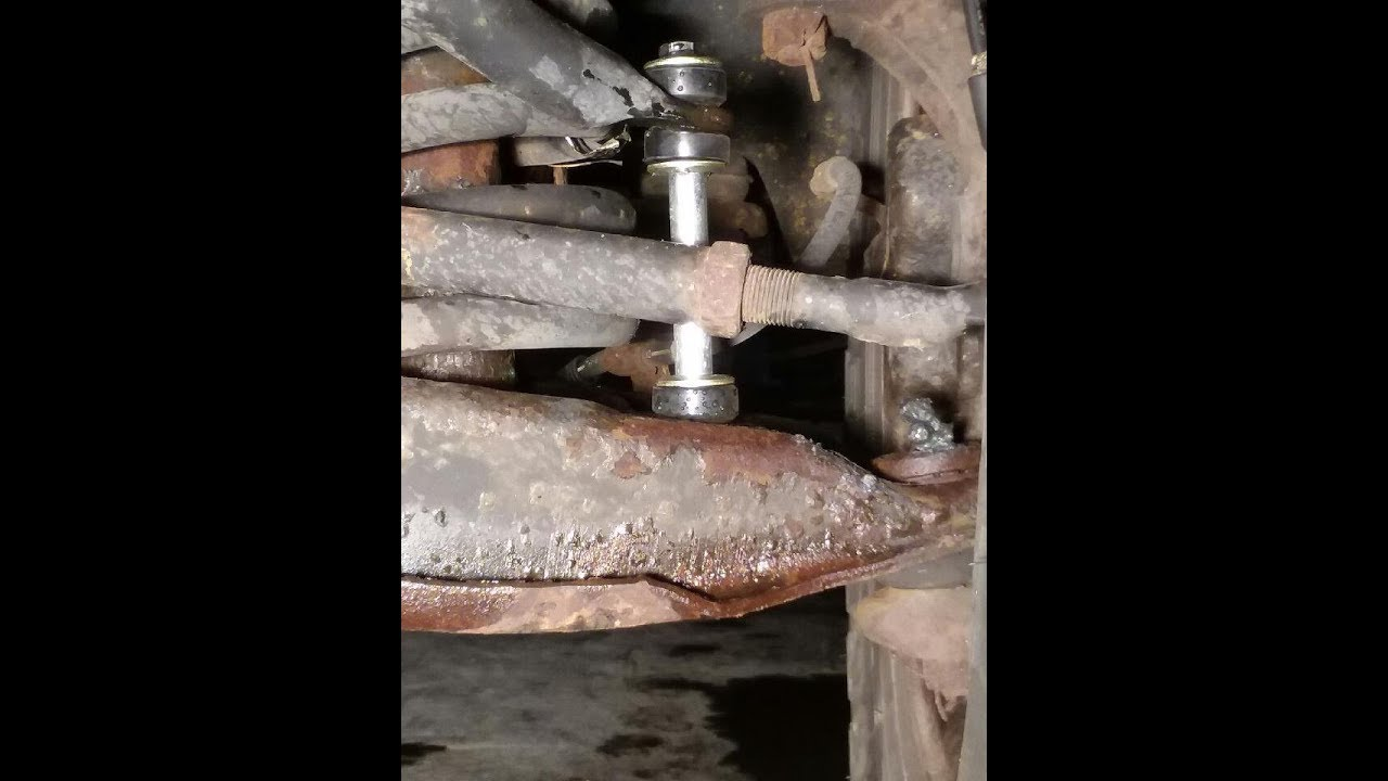 f150 sway bar stabilizer link replacment