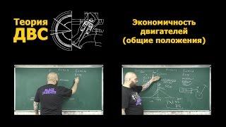 Теория ДВС: Экономичность двигателей (об...