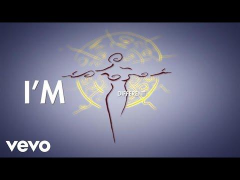 Tasha Page-Lockhart - Different (Lyric Video)