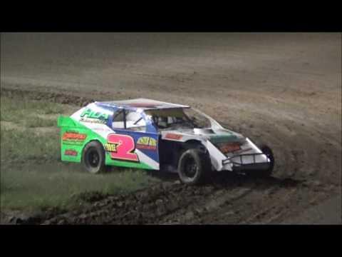 Salina Speedway NCRA Modifieds 9-2-16