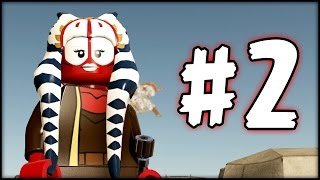 LEGO Star Wars The Force Awakens - LBA - Episode 2! (HD)
