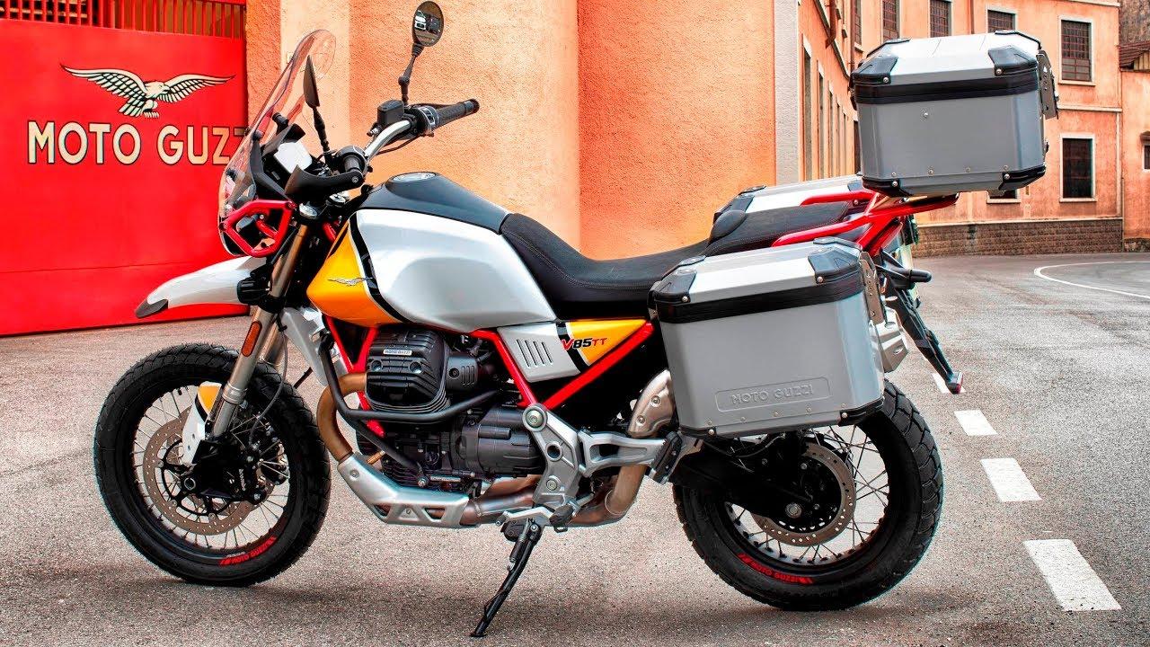 arriva vendita ufficiale miglior servizio 2019 Moto Guzzi V85 TT Accessories