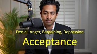 Sars-cov-2 is Endemic - Denial, Anger, Bargaining, Depression \u0026 Acceptance | A Doc Explains