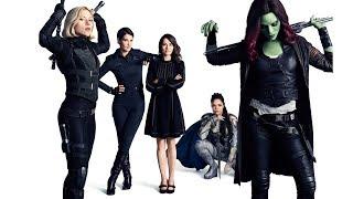 《復仇者聯盟3:無限之戰》10位人氣漫威 女生 黃人、黑人、白人都是大美女!?