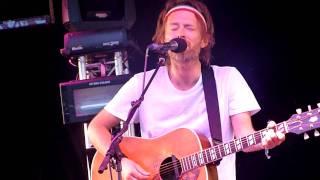 Thom Yorke & Jonny Greenwood - Street Spirit (Fade Out)   Glastonbury Festival, Pilton UK (9/9)