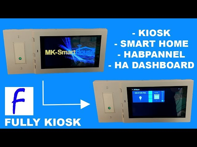 How to tablet Kiosk with Motion Detection, Screen Saver and