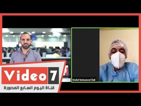 العيد فرحة حتى في الحجر الصحى.. كحك وبسكوت للمصابين بكورونا فى الأقصر  - نشر قبل 22 ساعة