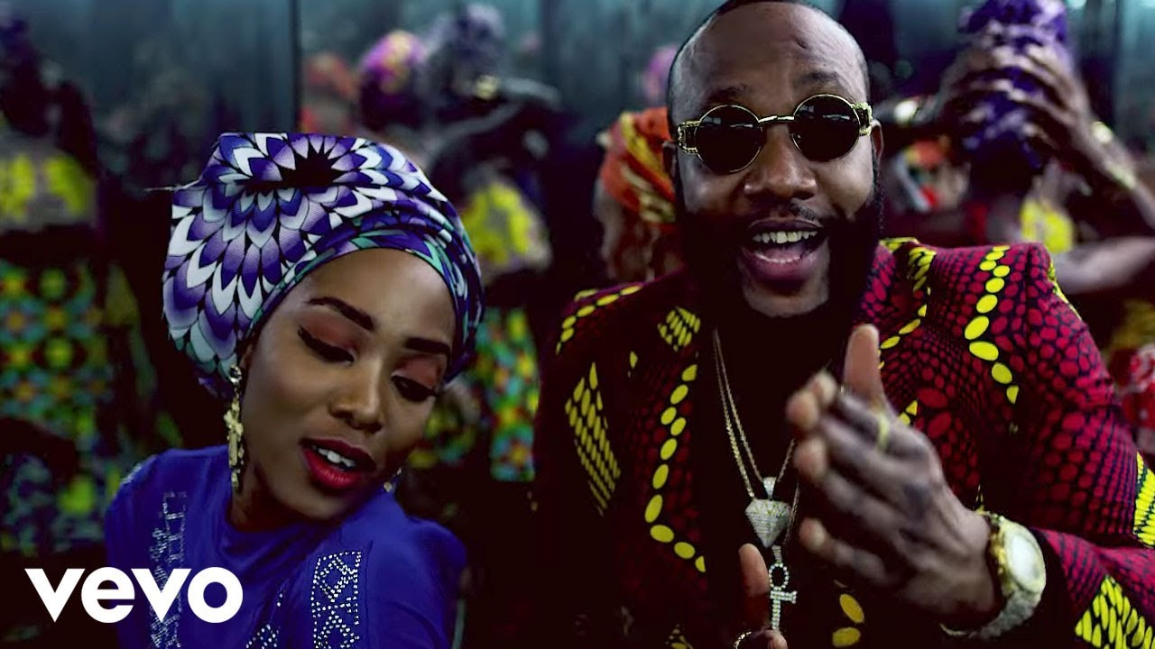 Download Kcee - Boo (Official Video) ft. Tekno