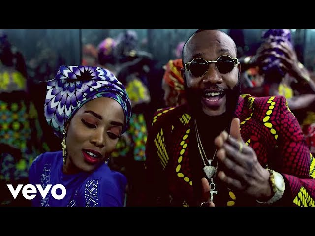 Kcee - Boo (Official Video) ft. Tekno