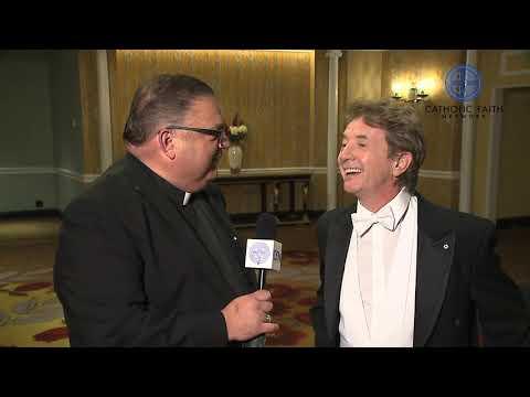 Alfred E. Smith Foundation Dinner - Martin Short Full Interview